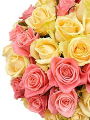 Корзины из роз - купить с бесплатной доставкой в Москве | Интернет-магазин цветов Flower-shop.ru