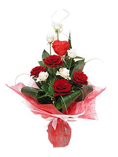 Букет «Ты и я» от Flower-shop.ru