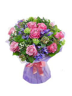 Доставка роз - Flower-shop.ru