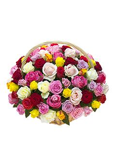 Доставка цветов метро речной купить силиконовую форум ввиде розы