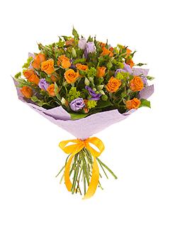 Букет доставка роз новокузнецкая