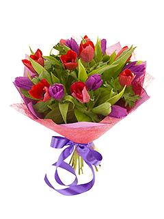 Анонимный заказ цветов подарок ко дню полиции мужчине