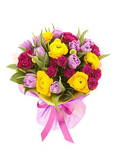 Доставка цветов в оденцова купить квартиру в люберцах самоцветы