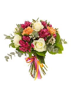 Доставка цветов в печатниках книги в подарок женщине