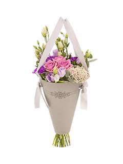 Доставка цветов в новокосино доставка цветов москва эустома