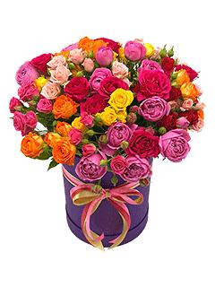 Цветы в коммунарке