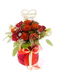 Купить цветы на киевской в москве тимирязевская академия розы купить