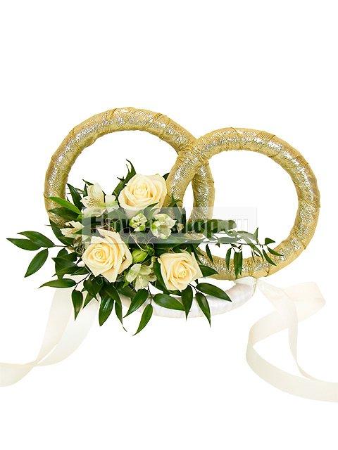 Свадебные кольца недорого в москве