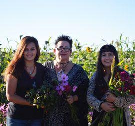Улиана Варкони: Цветы посреди пустыни – это возможно!