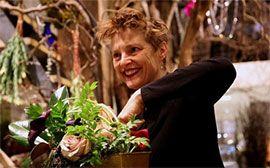Внучка Марка Шагала поделится своими взглядами на современную флористику!