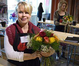 Флорист – одна из самых модных женских профессий в США