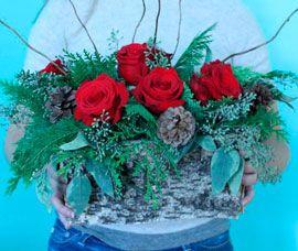 Зимние праздники для американских флористов – самое прибыльное время