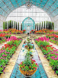 В Миннеаполисе открылся сезон весенних цветочных шоу
