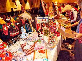 В городе Грейт-Фоллз готовятся создать рождественскую сказку из цветов