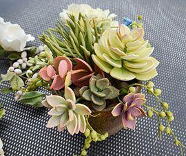 Американка создает восхитительные цветы из сахара!