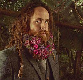 """""""Цветочная"""" борода  — новый тренд американцев"""